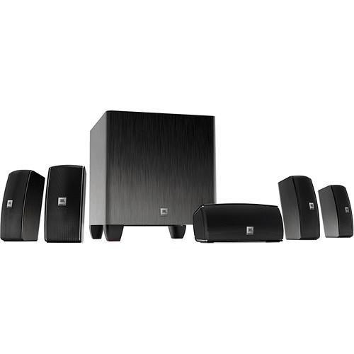 JBL Cinema 610 5.1 Channel Home Theater Speaker CINEMA610AM