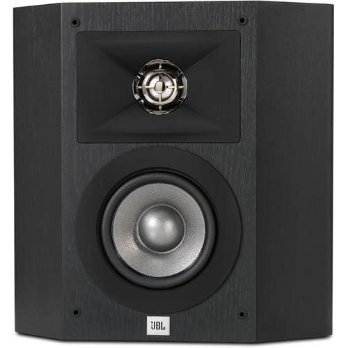 JBL Studio 210 Surround Speakers (Pair, Black) STUDIO210BK