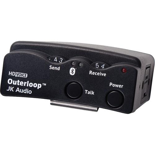 JK Audio 4-Pin/5-Pin Male XLR Outerloop Wireless Intercom OTL-M