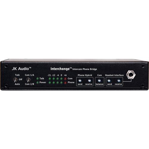 JK Audio Interchange Intercom Phone Bridge INTCHG