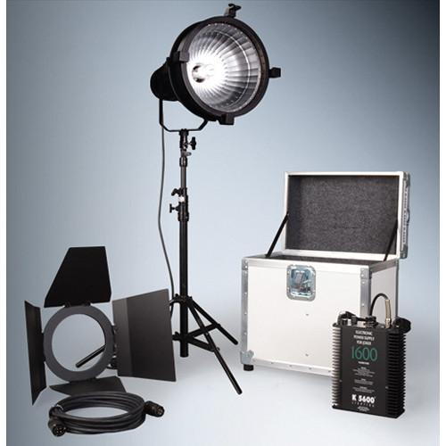 K 5600 Lighting  1600W Zoom Beamer Kit K01600BMRZ