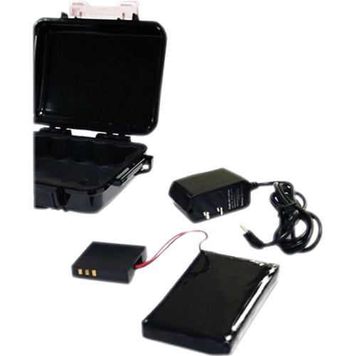 KJB Security Products SilverCloud Extended Battery Pack GPS812