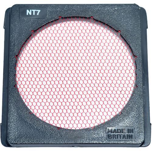 Kood 67mm Red Color Net Filter for Cokin A/Snap! FANR