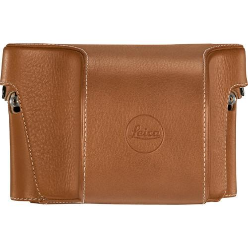 Leica  Ever Ready Case for X Vario (Cognac) 18779