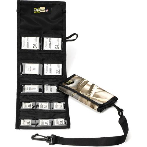 LensCoat Memory Card Wallet Combo 66 (Realtree Max 4) MWC66M4