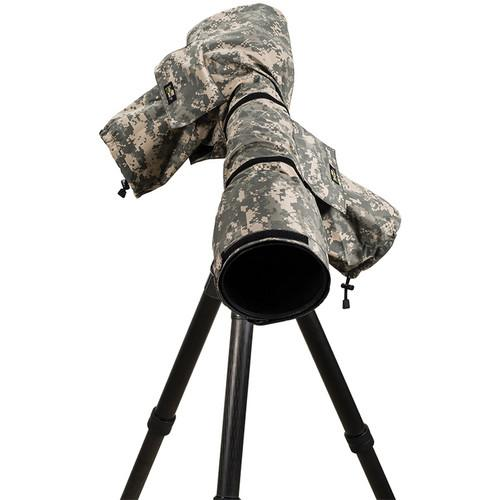 LensCoat RainCoat 2 Pro Camera Cover (Digital Camo) LCRC2PDC