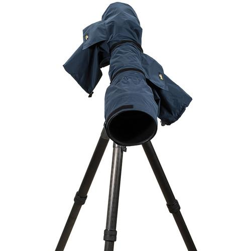 LensCoat RainCoat 2 Pro Camera Cover (Navy) LCRC2PNA
