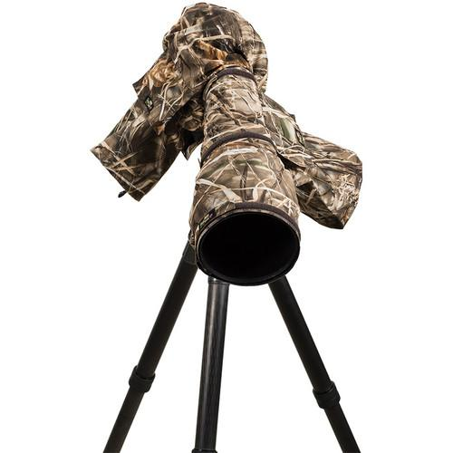 LensCoat RainCoat 2 Pro Camera Cover (Realtree Max4) LCRC2PM4