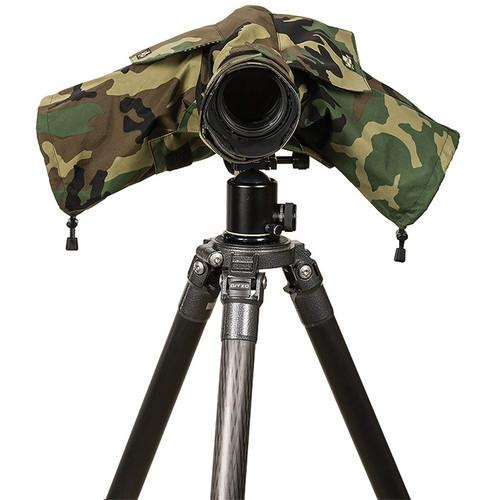 LensCoat RainCoat 2 Standard Camera Cover LCRC2SFG