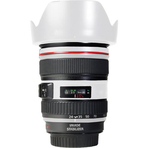 LensSkins Lens Skin for the Canon 24-105 f/4L IS LS-C24105XXFW