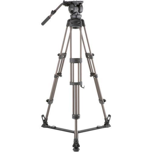 Libec LX10 2-Stage Aluminum Tripod System with Floor-Level LX10