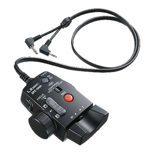 Libec Remote Zoom and Focus Control for Select LANC and ZFC-5HD