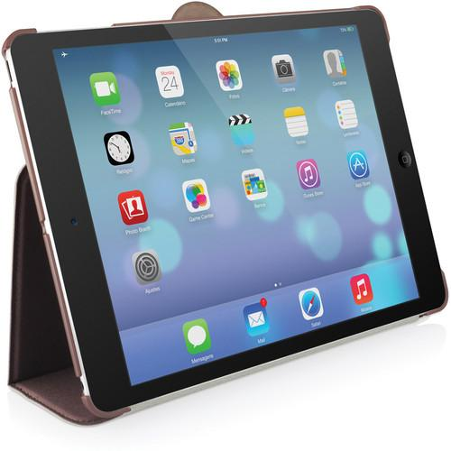 Macally Protective Case & Stand for iPad Air BSTANDPA5-PU
