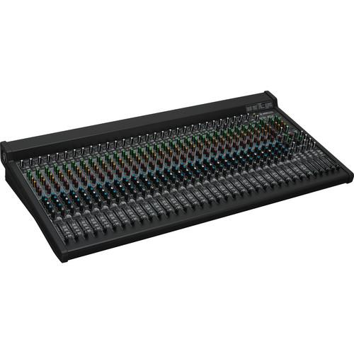 User manual Mackie 3204VLZ4 32-Channel 4-Bus FX Mixer with