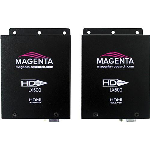 Magenta Voyager HD-One LX500 HDMI, IR, and RS-232 2211113-01