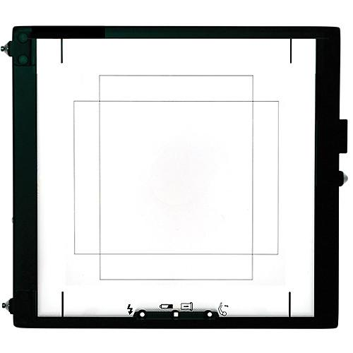 Mamiya 36 x 48 Focusing Screen for RZ67 Cameras and an 604-00096