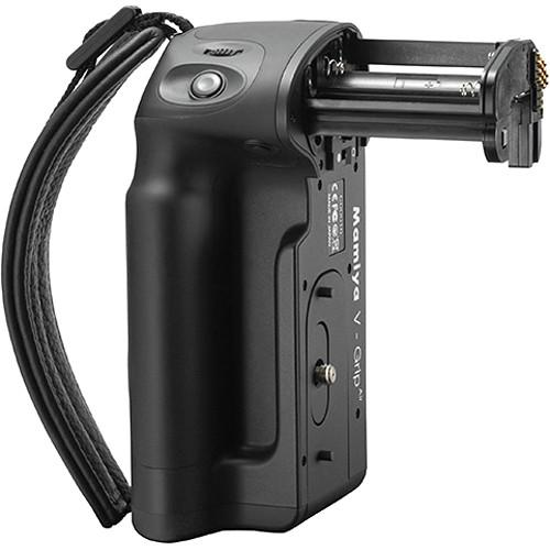 Mamiya V-Grip Air with Aptus Battery for 645DF  020-00001A