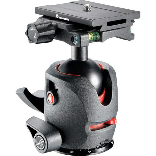 Manfrotto MH054MO-Q6 Magnesium Ball Head with Q6 Top MH054M0-Q6