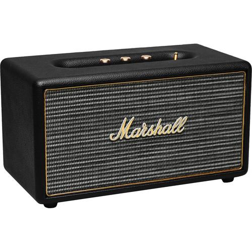 Marshall Audio Stanmore Bluetooth Speaker System (Black)