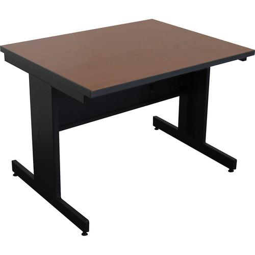Marvel Vizion Rectangular Side Table with Modesty MVTR4830CHDT