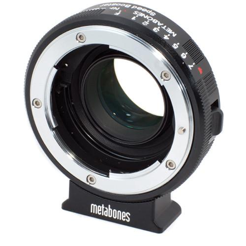 Metabones Nikon G Lens to Blackmagic 2.5k MB_SPNFG-BMCC-BM1