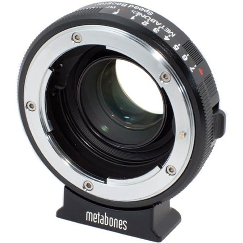 Metabones Nikon G Lens to Blackmagic Pocket MB_SPNFG-BMPCC-BM1
