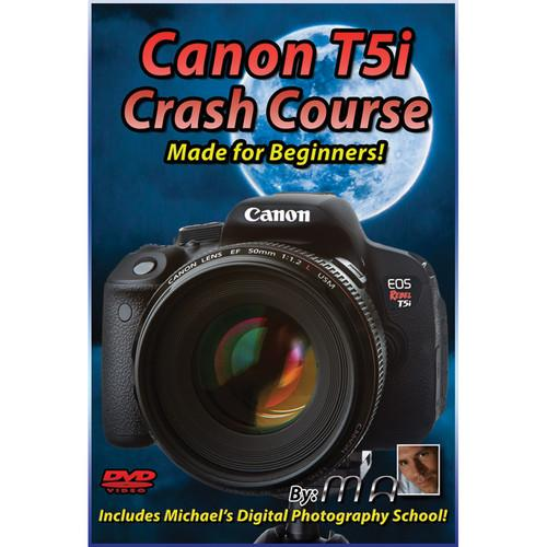 Michael the Maven DVD: Canon EOS Rebel T5i DSLR Camera MTM-T5I