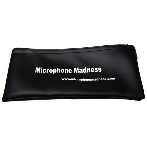 Microphone Madness Microphone Zipper Case MM-ZIPPERCASE