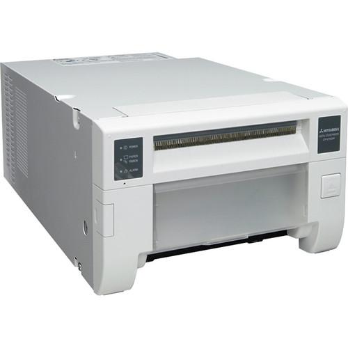 Mitsubishi CP-D70DW Color Dye-Sub Photo Printer CP-D70DW