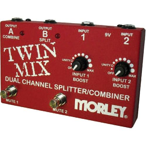Morley Morley Twin Mix Dual Channel Splitter/Combiner TWIN MIX