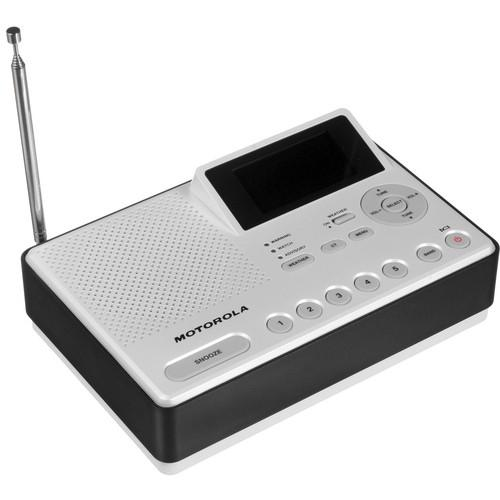 Motorola  MWR839 Weather Alert Radio MWR839