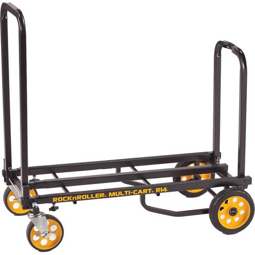 MultiCart RockNRoller R14RT 8-In-1 Convertible Hand Truck R14RT