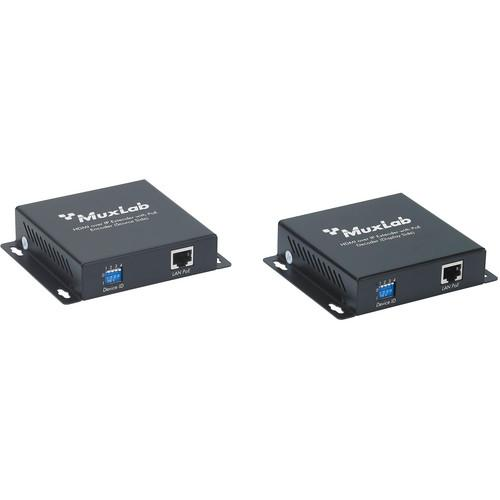 MuxLab  HDMI Over IP Extender kit with PoE 500752