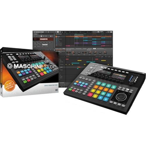 Native Instruments Maschine Studio Groove Production 22550