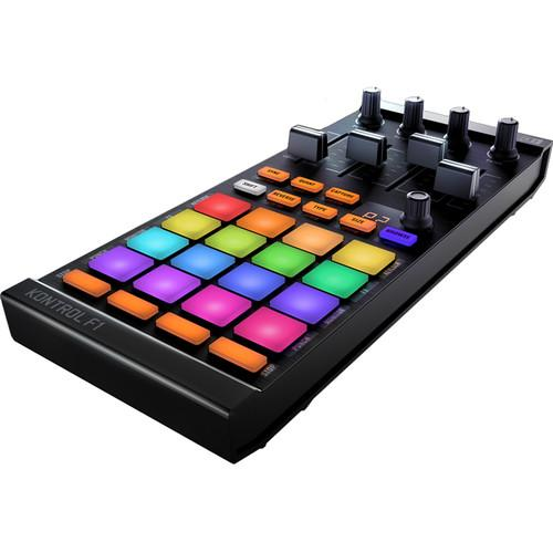 Dj techtools lou's traktor kontrol f1 effects mapping.
