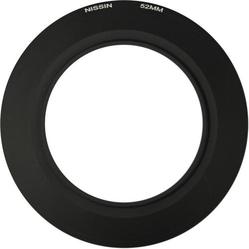 Nissin 52mm Adapter Ring for MF18 Macro Flash NDMF52MM