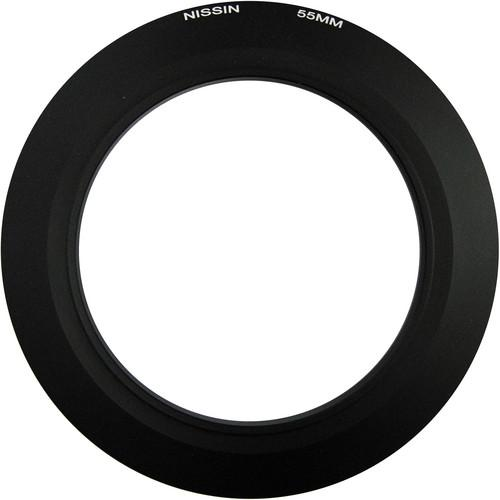 Nissin 55mm Adapter Ring for MF18 Macro Flash NDMF55MM