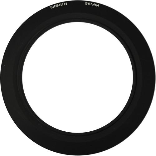 Nissin 58mm Adapter Ring for MF18 Macro Flash NDMF58MM