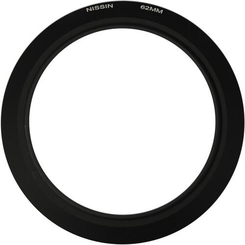 Nissin 62mm Adapter Ring for MF18 Macro Flash NDMF62MM