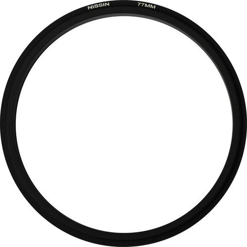 Nissin 77mm Adapter Ring for MF18 Macro Flash NDMF77MM