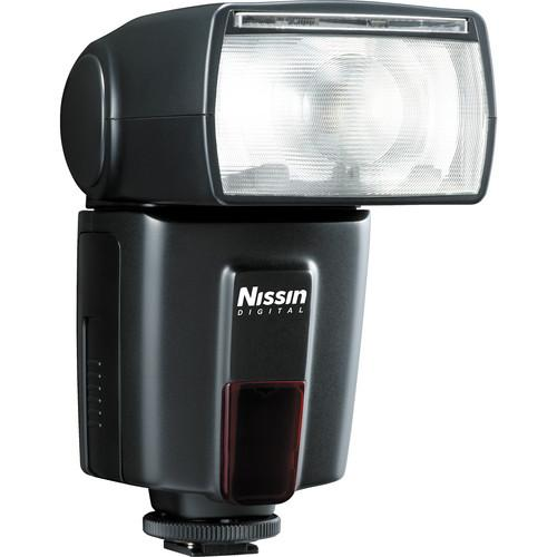 Nissin  Di600 Flash for Nikon Cameras ND600-N
