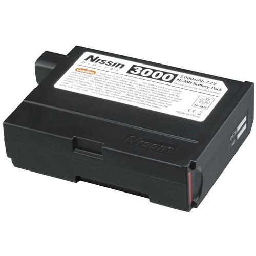 Nissin  PS 8 Ni-MH Battery Pack NDNA82