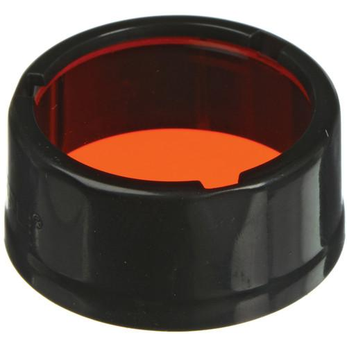 NITECORE  Red Filter for 25.4mm Flashlight NFR25