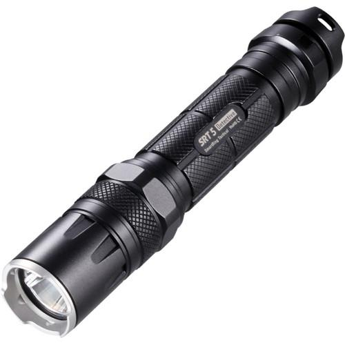 NITECORE SRT5 Detective Tactical Multi-Color LED Flashlight SRT5