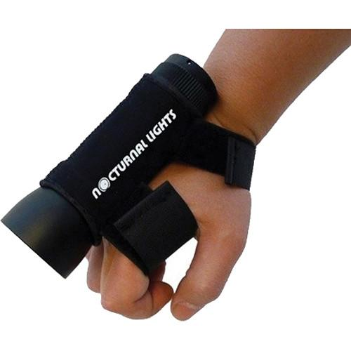 Nocturnal Lights Universal Neoprene Hand Mount NL-HM.MED