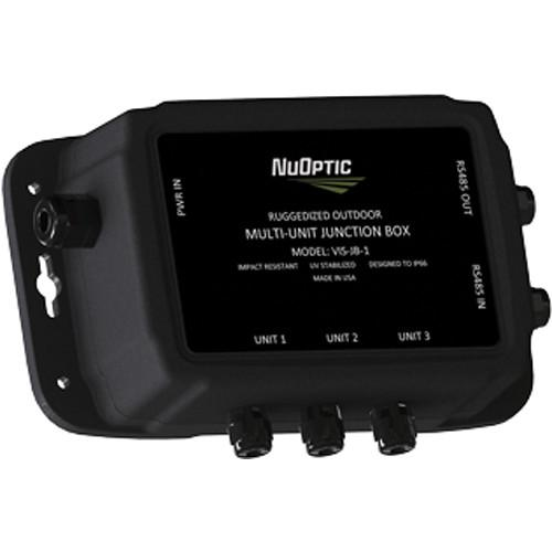 NUOPTIC VIS-JB-1 Ruggedized Outdoor Multi-Unit Junction VIS-JB-1
