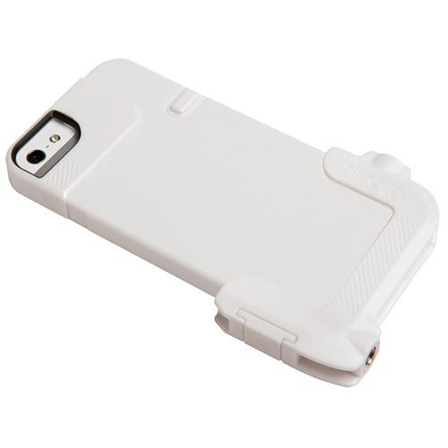 olloclip Quick-Flip Case for iPhone 5 (White) OCEU-IP5-FCPA-W