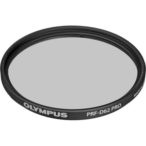 Olympus 62mm PRF-D62 PRO Clear Protective Filter V652012BW000