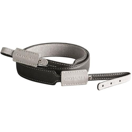 Olympus E-Z Adjustable Camera Neck Strap (Black) 260312