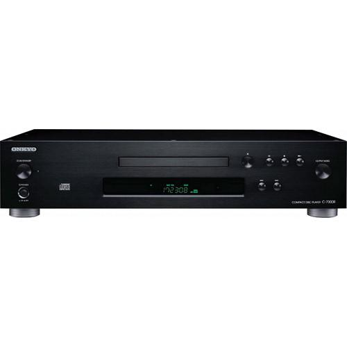 Onkyo C-7000R Audiophile-Grade Compact Disc Player C-7000R
